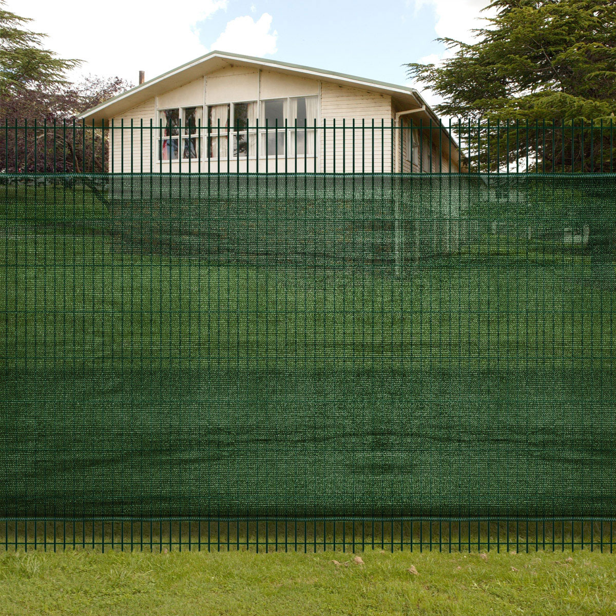 Fence screen asia partners for Barriere de jardin